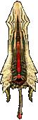 Guerrero Arma Lvl 65
