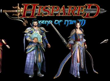 Taoísta Legend Of Mir HispaRed