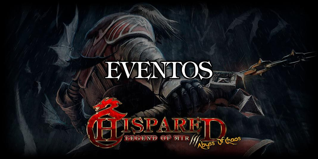 Eventos Legend Of Mir 3 HispaRed
