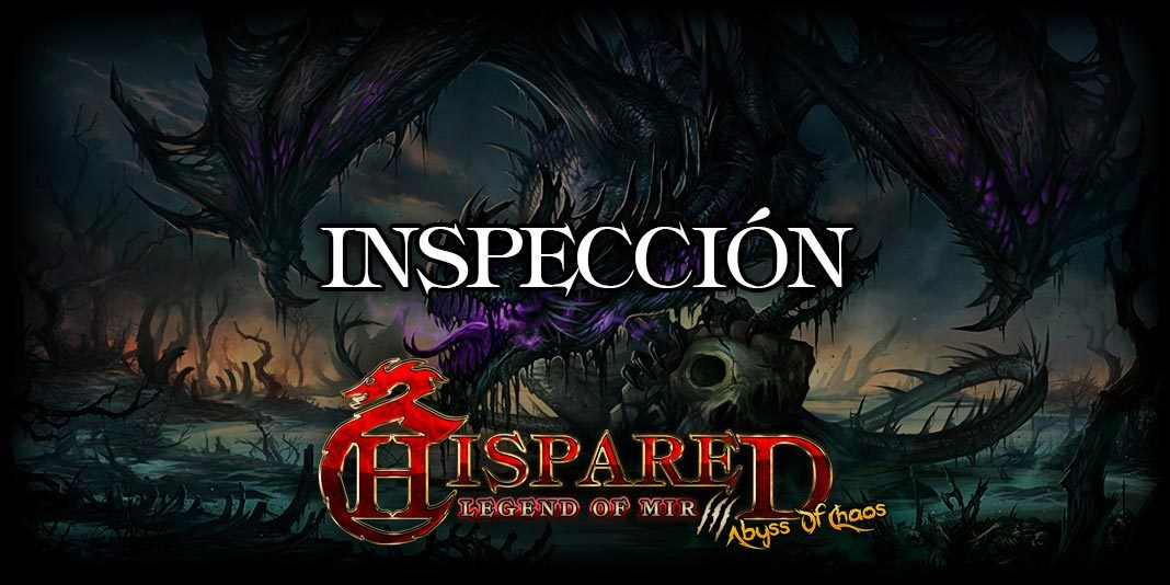 Inspección Legend Of Mir 3 HispaRed