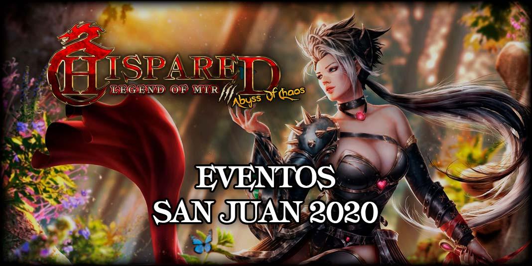 Evento San Juan 2020 Legend Of Mir 3 HispaRed