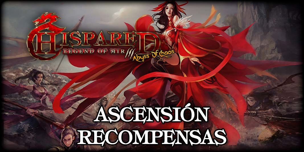 Evento Ascensión Legend Of Mir 3 HispaRed