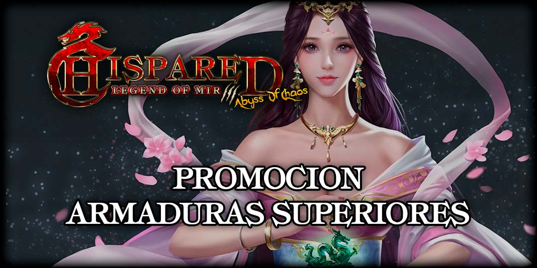 Promoción Legend Of Mir 3 HispaRed