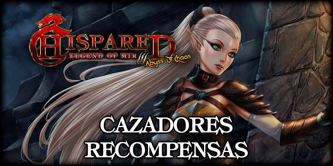 Recompensas Cazadores Legend Of Mir 3 HispaRed