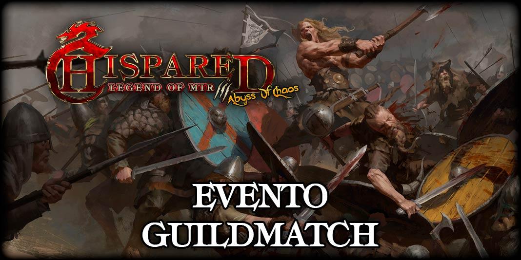 GuildMatch Legend Of Mir 3 HispaRed