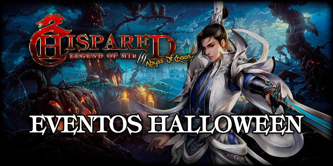 Eventos Halloween Legend Of Mir 3 HispaRed