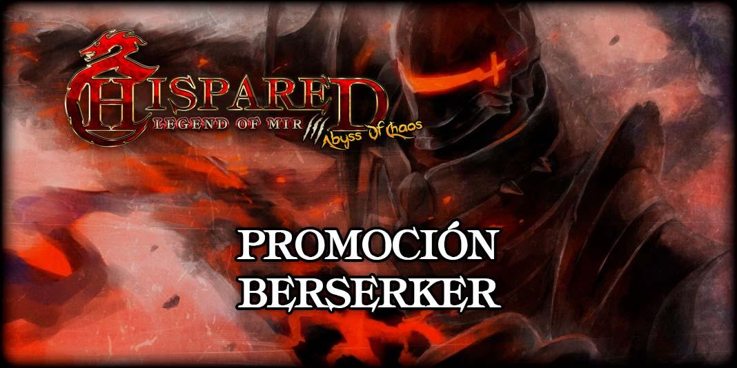 Promoción Legend Of Mir 3 HispaRed
