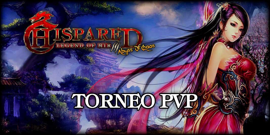 Torneo PVP Legend Of Mir 3 HispaRed