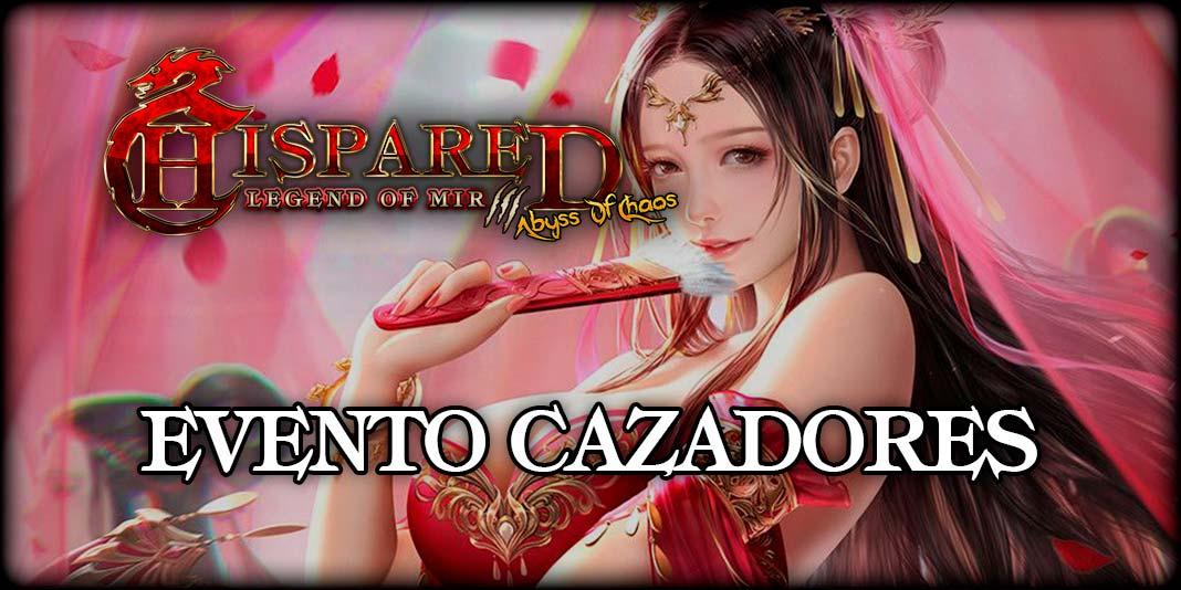 Evento Cazadores Legend Of Mir 3 HispaRed