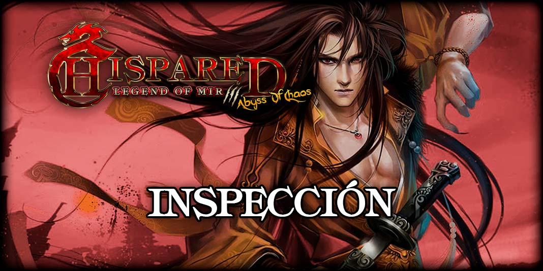 Inspección Juego Online Legend Of Mir 3 HispaRed