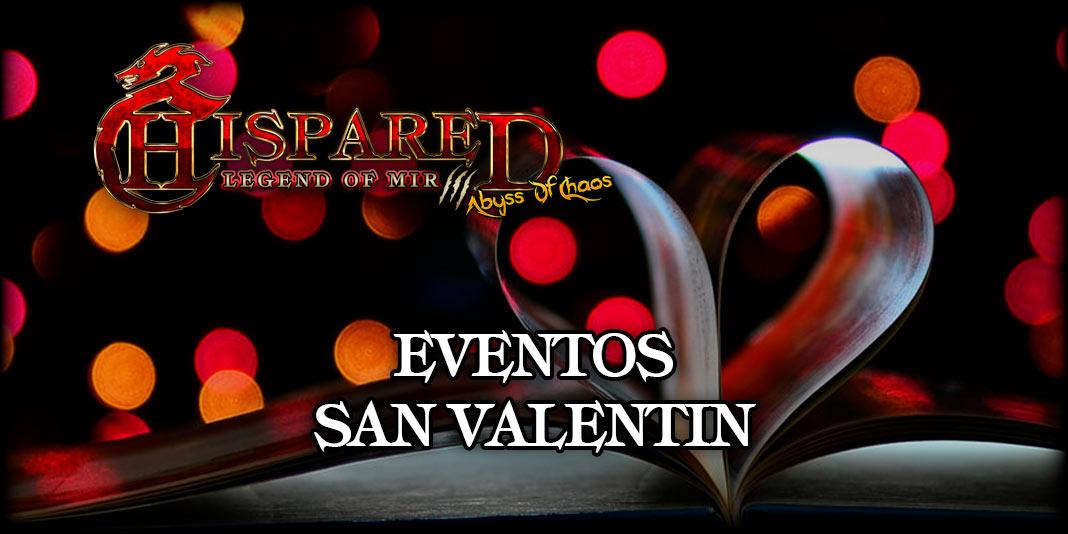 Eventos San Valentin Legend Of Mir 3 HispaRed