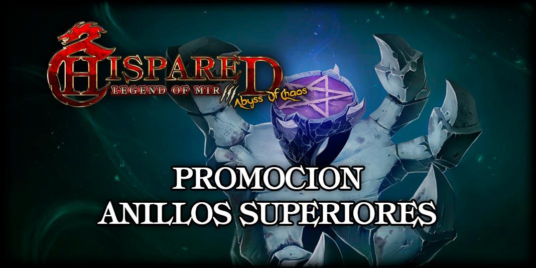 Promoción Especial Legend Of Mir 3 HispaRed