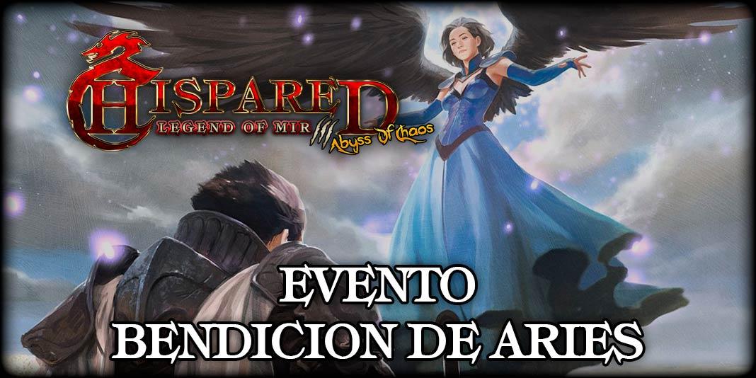 Bendición de Aries Juego Online Legend Of Mir 3 HispaRed