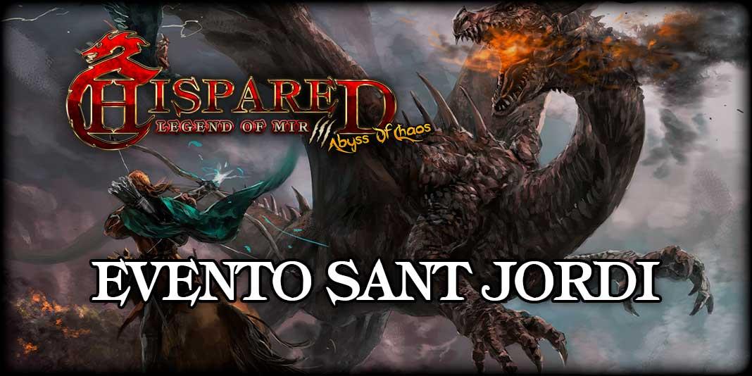 Evento Sant Jordi Juego Online Legend Of Mir 3 HispaRed