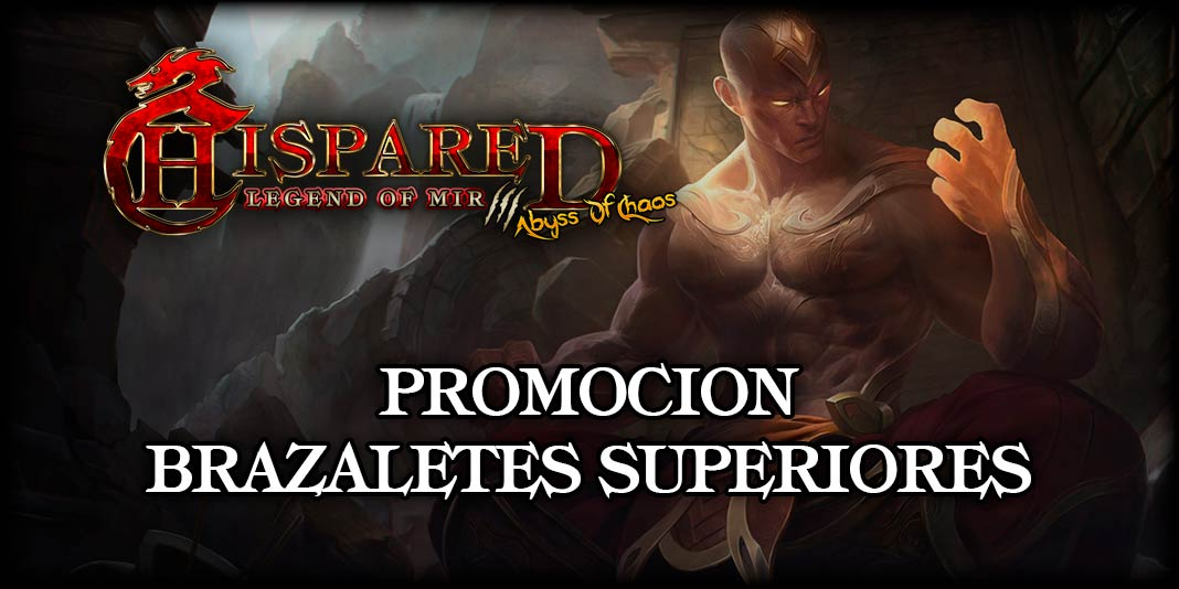 Promoción Especial Legend Of Mir 3 HispaRed