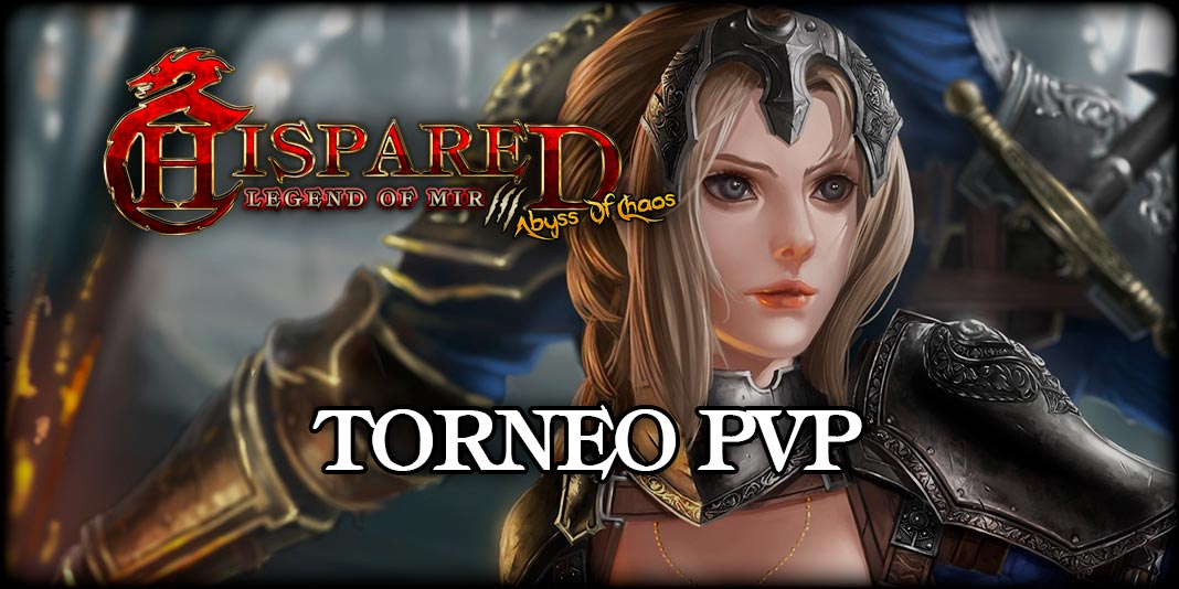 Torneo PVP Juego Online Legend Of Mir 3 HispaRed