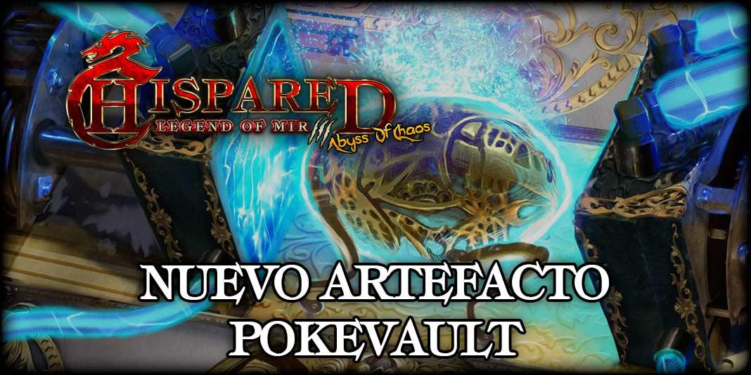 PokeVault Legend Of Mir 3 HispaRed