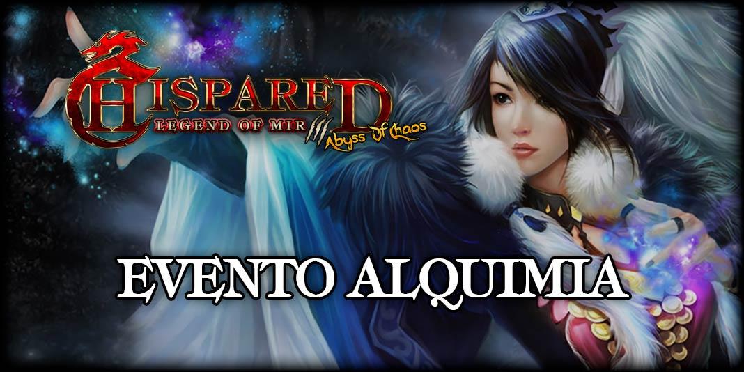 Evento Alquimia Legend Of Mir 3 HispaRed