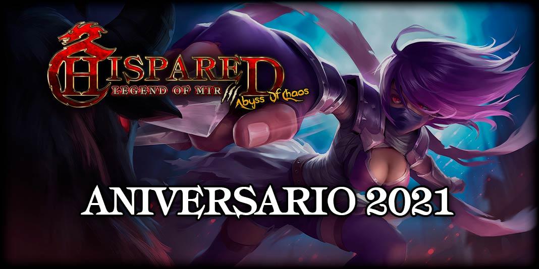 Aniversario Juego Online Legend Of Mir 3 HispaRed