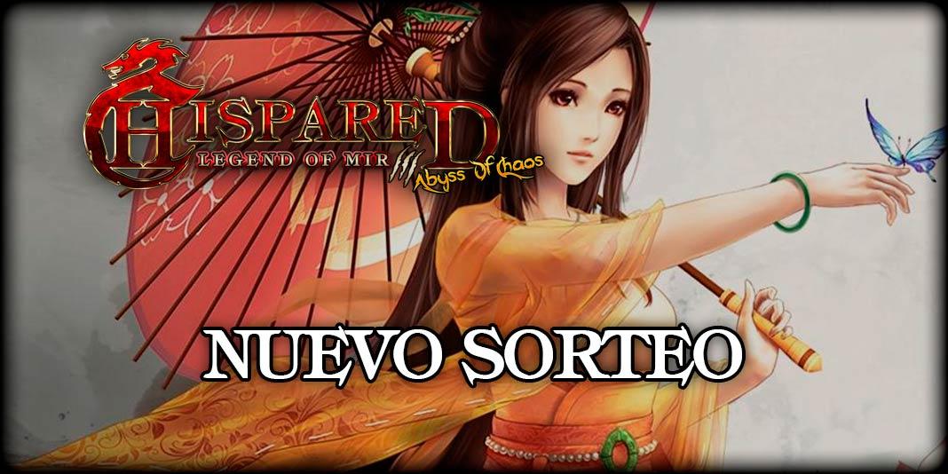 Sorteo Legend Of Mir 3 HispaRed