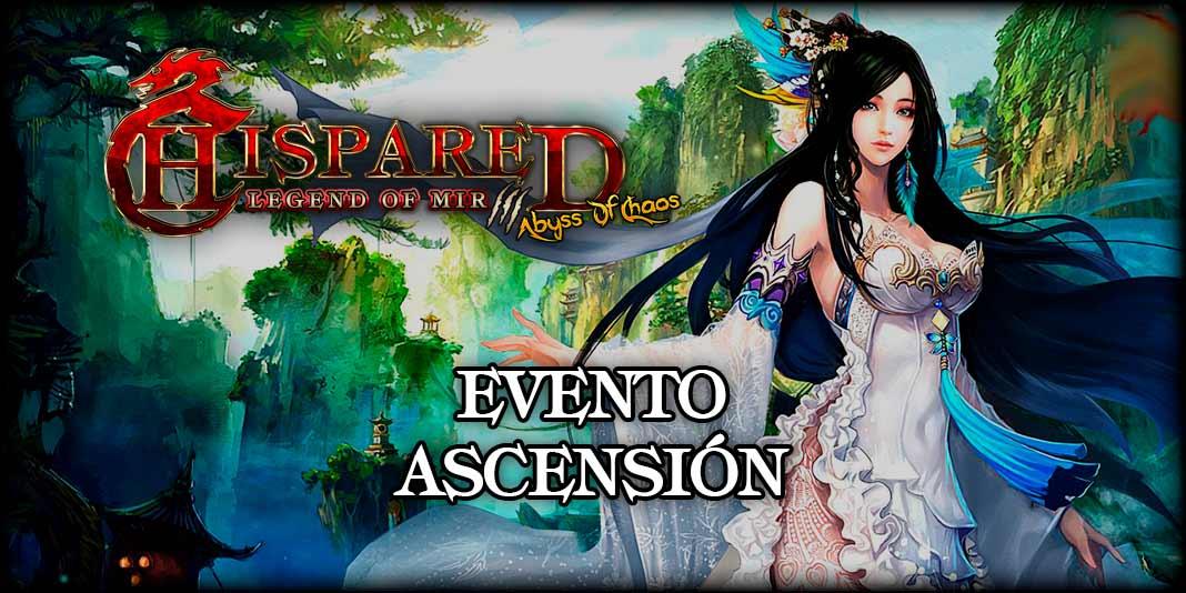 Ascensión Juego Online Legend Of Mir 3 HispaRed